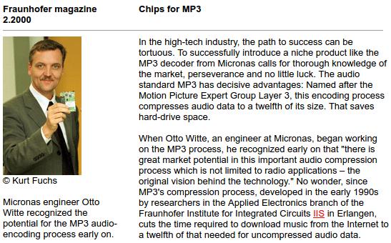 Τι είναι το Mp3, Πώς λειτουργεί, και Πώς Δημιουργήθηκε 19