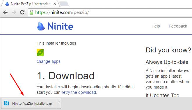 Άνοιγμα RAR πώς ανοίγω αρχεία RAR στα Windows, με Δωρεάν Εφαρμογές PeaZip 7-Zip 06