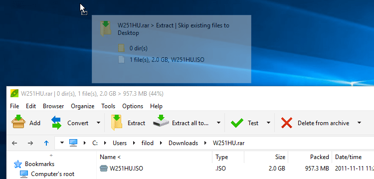 Άνοιγμα RAR πώς ανοίγω αρχεία RAR στα Windows, με Δωρεάν Εφαρμογές PeaZip 7-Zip 09