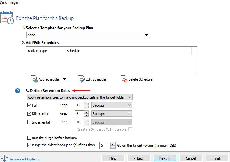 Αντίγραφα Ασφαλείας Windows με το Macrium Reflect free 11