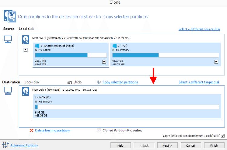 Αντίγραφα Ασφαλείας Windows με το Macrium Reflect free 16