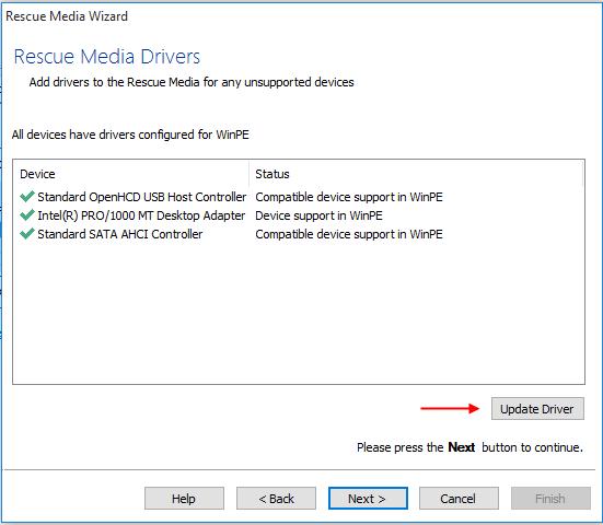 Αντίγραφα Ασφαλείας Windows με το Macrium Reflect free 25