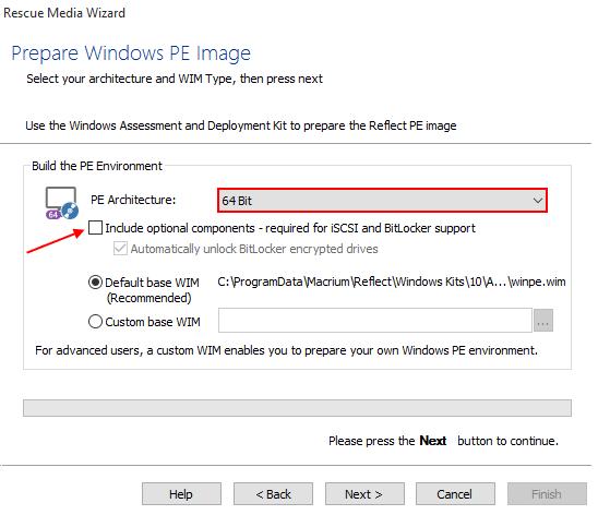 Αντίγραφα Ασφαλείας Windows με το Macrium Reflect free 26