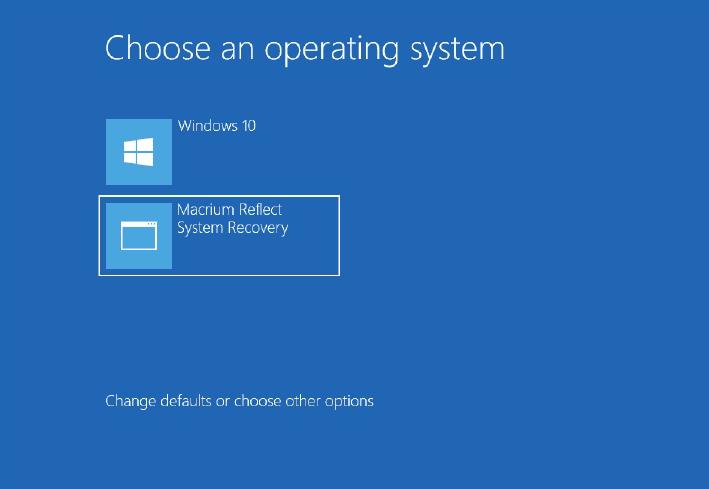 Αντίγραφα Ασφαλείας Windows με το Macrium Reflect free 28