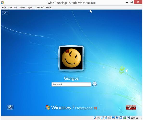 Αντίγραφα Ασφαλείας Windows με το Macrium Reflect free 32