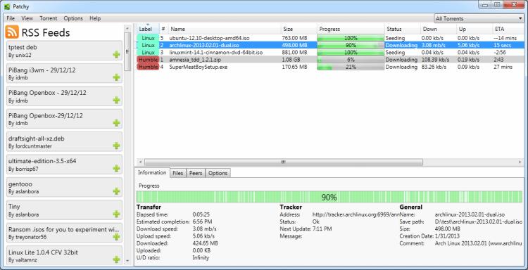 Ανταλλαγή Αρχείων - Πώς λειτουργεί το P2P και τα Torrent 16