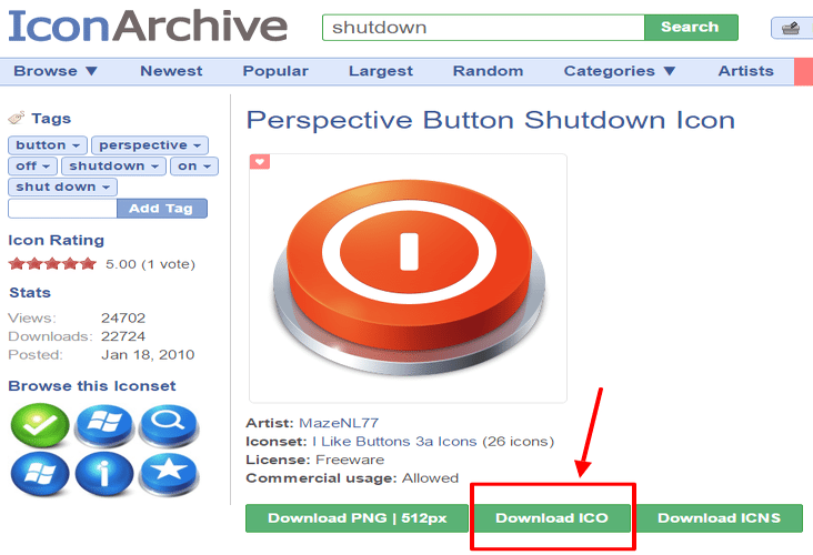 Ειδικές Συντομεύσεις στα Windows Και Αλλαγή Εικονιδίων 8