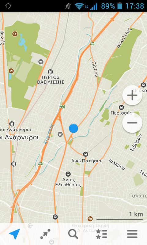 Καλύτερες Δωρεάν Εφαρμογές GPS για Android Συσκευές20