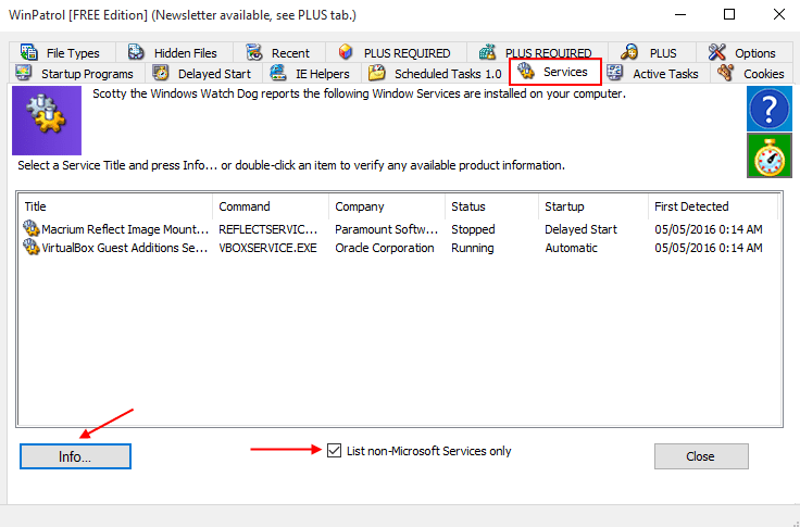 Πώς Εντοπίζω τις Αλλαγές στα Windows Αλλαγές Στο Μητρώο Αλλαγές στο Registry 14