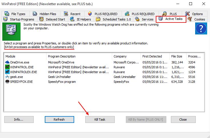 Πώς Εντοπίζω τις Αλλαγές στα Windows Αλλαγές Στο Μητρώο Αλλαγές στο Registry 16