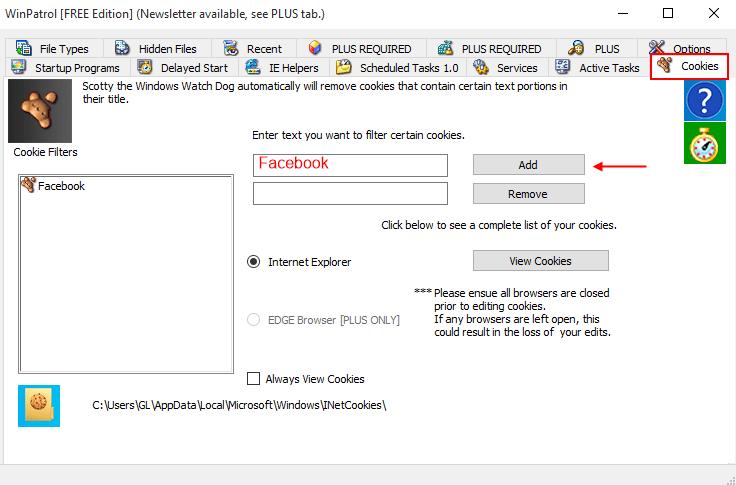 Πώς Εντοπίζω τις Αλλαγές στα Windows Αλλαγές Στο Μητρώο Αλλαγές στο Registry 17