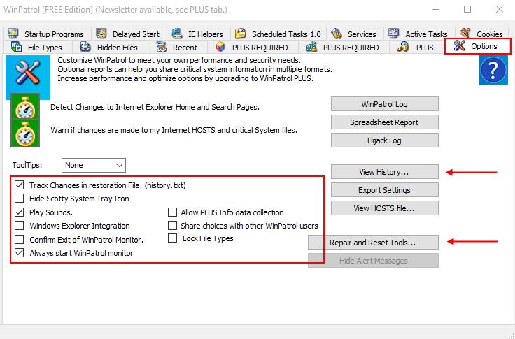 Πώς Εντοπίζω τις Αλλαγές στα Windows Αλλαγές Στο Μητρώο Αλλαγές στο Registry 20