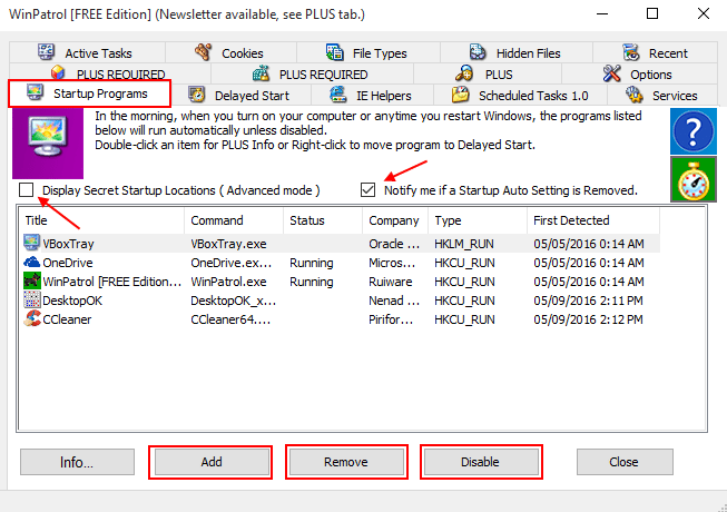 Πώς Εντοπίζω τις Αλλαγές στα Windows Αλλαγές Στο Μητρώο Αλλαγές στο Registry 8