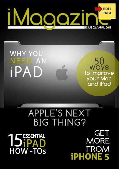 Πώς να Φτιάξω ένα Δωρεάν Ηλεκτρονικό Περιοδικό 23