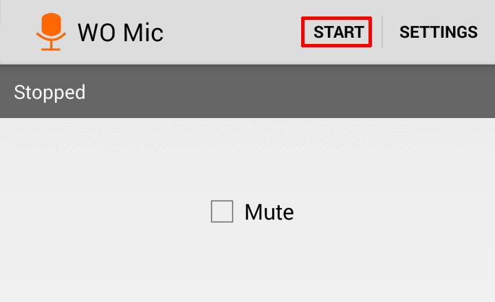 Χρήση Android συσκευής σαν Μικρόφωνο Υπολογιστή, Κάμερα Υπολογιστή, Ταμπλέτα 11