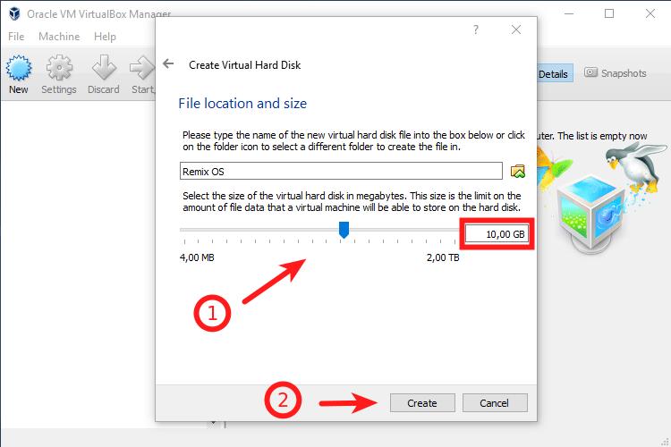 Android στον υπολογιστή με το Remix OS - 19