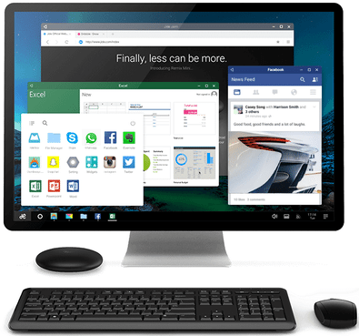 Android στον υπολογιστή με το Remix OS - 2