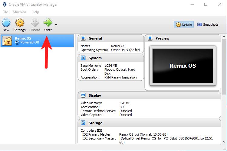 Android στον υπολογιστή με το Remix OS - 24