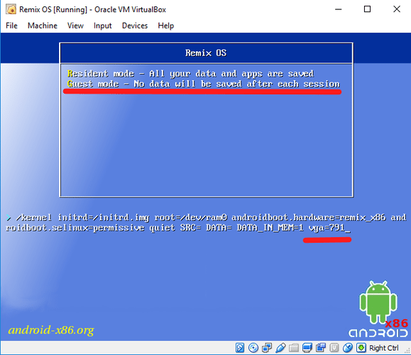 Android στον υπολογιστή με το Remix OS - 25β