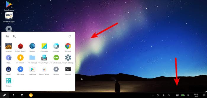 Android στον υπολογιστή με το Remix OS - 35