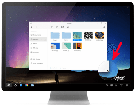 Android στον υπολογιστή με το Remix OS - 6