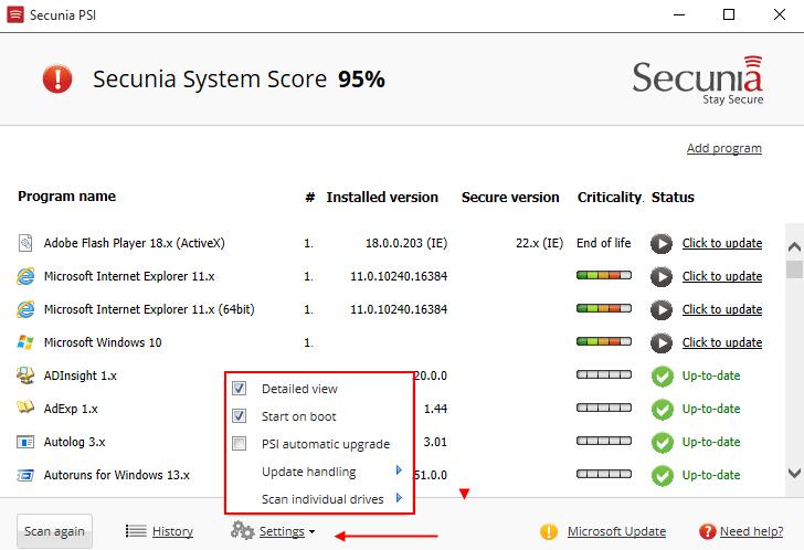 Αυτόματες Ενημερώσεις Προγραμμάτων στα Windows 27