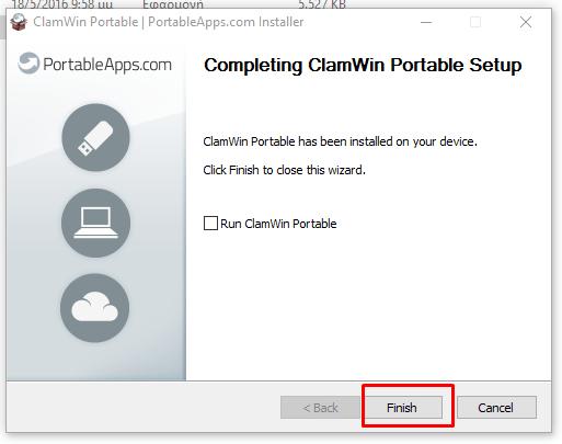 Καθαρισμός Ιών και Malware από τον Υπολογιστή, μέσω USB 24