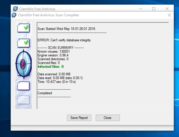 Καθαρισμός Ιών και Malware από τον Υπολογιστή, μέσω USB 45