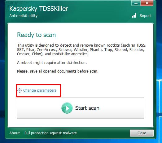 Καθαρισμός Ιών και Malware από τον Υπολογιστή, μέσω USB 57