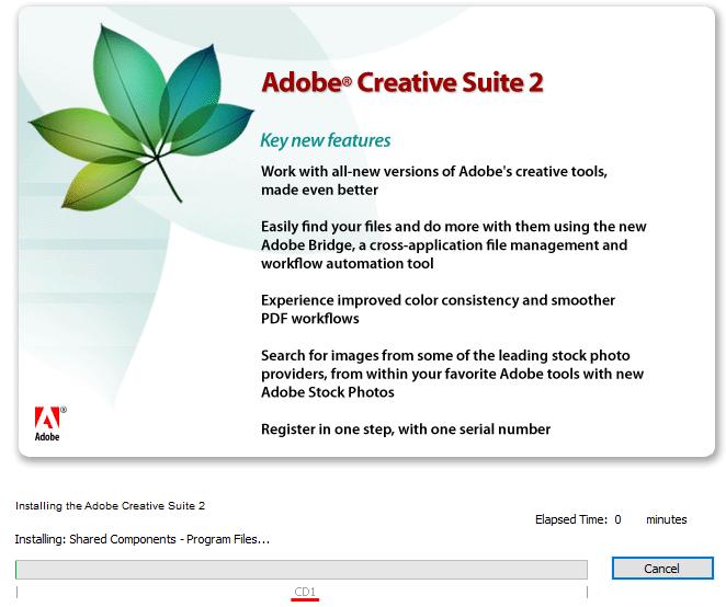 Κατέβασμα Photoshop Δωρεάν CS2 Indesign Illustrator από την Adobe 17