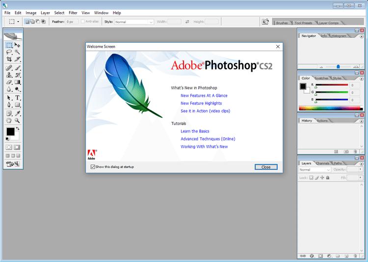 Κατέβασμα Photoshop Δωρεάν CS2 Indesign Illustrator από την Adobe 22