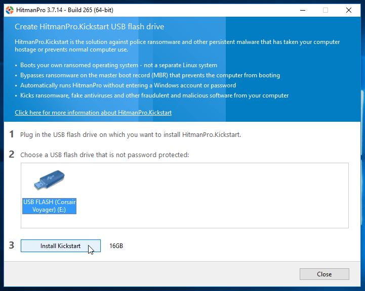Πλήρης Καθαρισμός Ιών και Malware από τον Υπολογιστή, μέσω USB 09