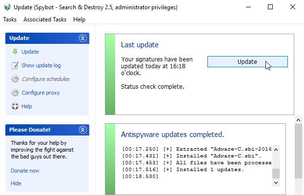 Πλήρης Καθαρισμός Ιών και Malware από τον Υπολογιστή, μέσω USB 18d