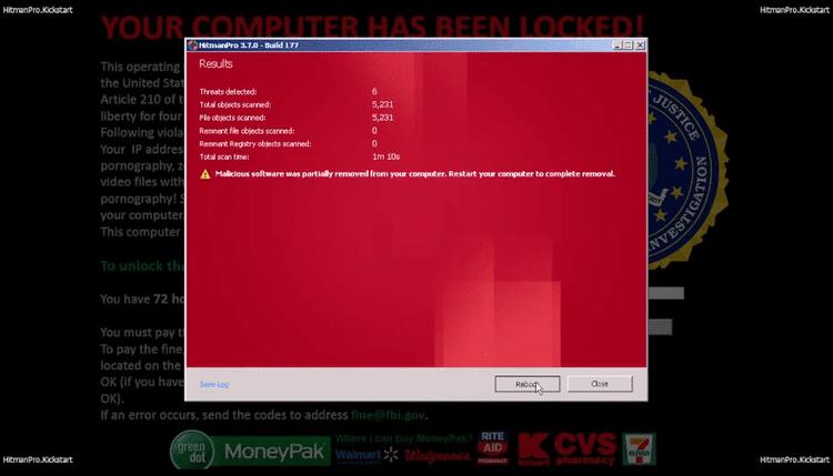 Πλήρης Καθαρισμός Ιών και Malware από τον Υπολογιστή, μέσω USB 19
