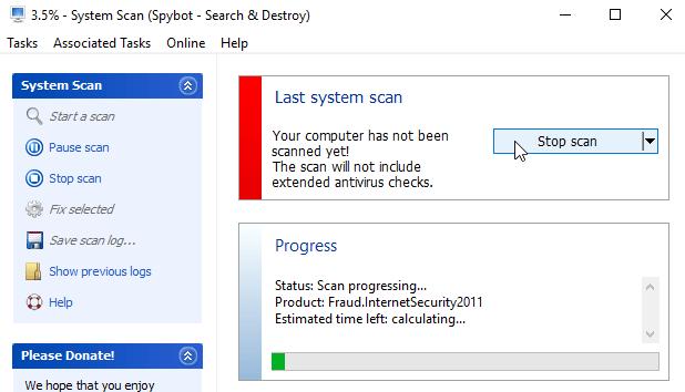 Πλήρης Καθαρισμός Ιών και Malware από τον Υπολογιστή, μέσω USB 30