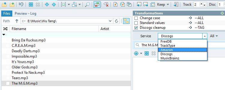 Πληροφορίες Mp3 σε ID3 Tags - Οργανώστε τη Συλλογή σας 4