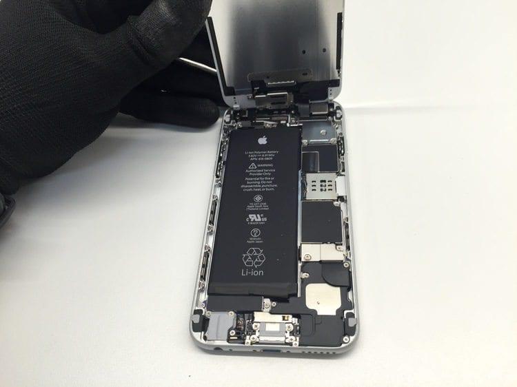 Πώς Αλλάζω Οθόνη iPhone 6 Μόνος Μου, Βήμα Προς Βήμα 05