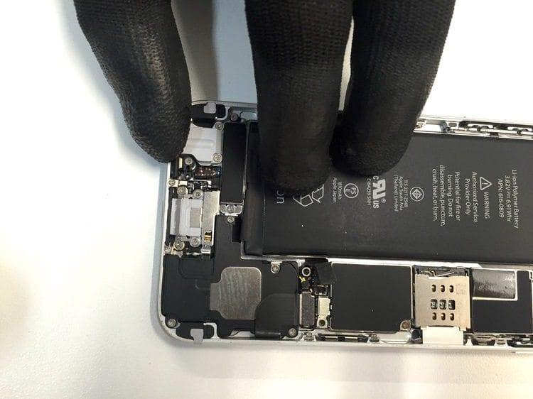Πώς Αλλάζω Οθόνη iPhone 6 Μόνος Μου, Βήμα Προς Βήμα 09
