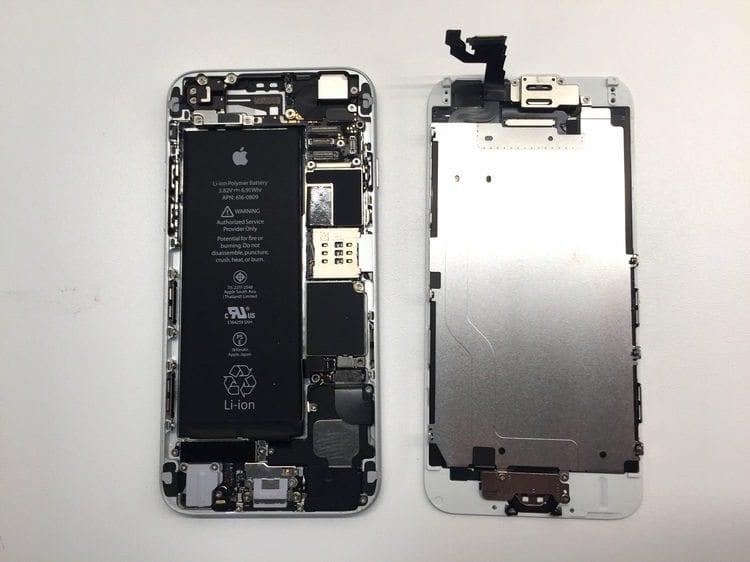 Πώς Αλλάζω Οθόνη iPhone 6 Μόνος Μου, Βήμα Προς Βήμα 13