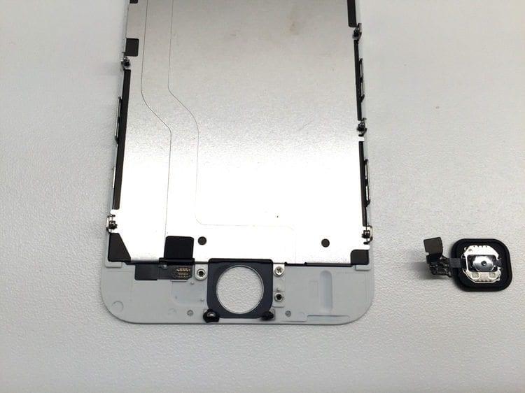 Πώς Αλλάζω Οθόνη iPhone 6 Μόνος Μου, Βήμα Προς Βήμα 18