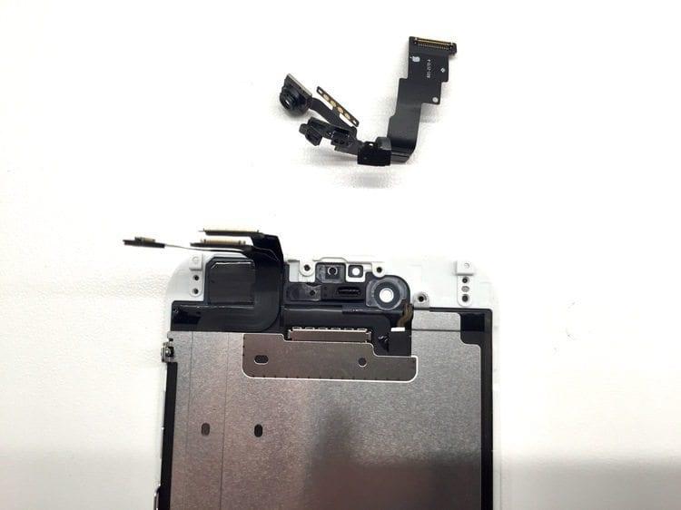 Πώς Αλλάζω Οθόνη iPhone 6 Μόνος Μου, Βήμα Προς Βήμα 22