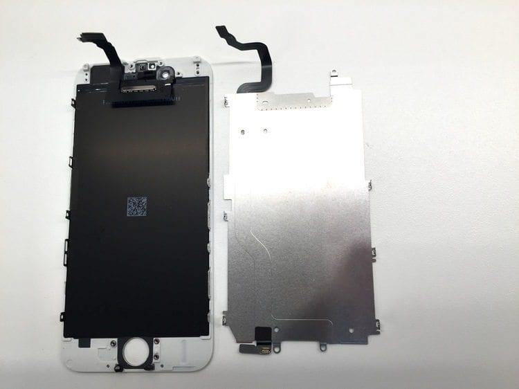 Πώς Αλλάζω Οθόνη iPhone 6 Μόνος Μου, Βήμα Προς Βήμα 26