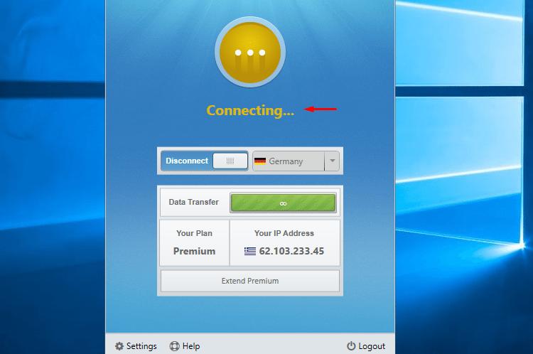 Ταχύτερο VPN με συνδρομή 100