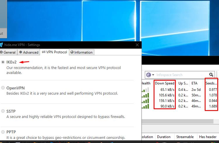Ταχύτερο VPN με συνδρομή 108