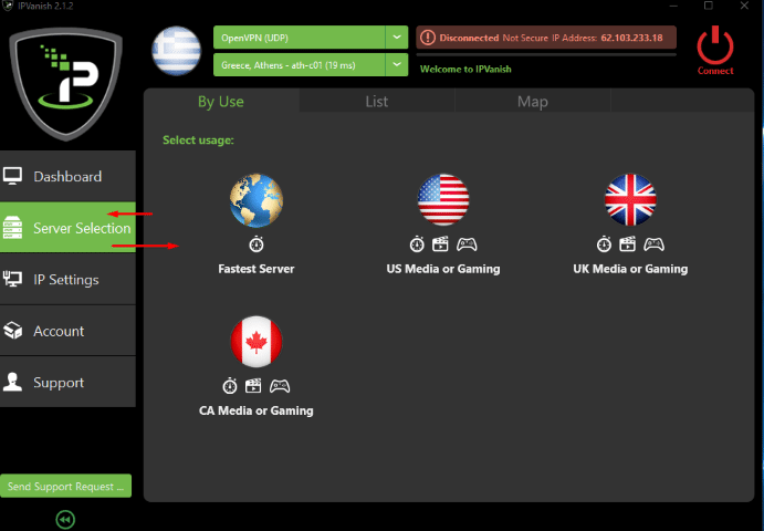 Ταχύτερο VPN με συνδρομή 140 (Small)