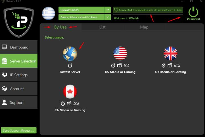 Ταχύτερο VPN με συνδρομή 141 (Small)