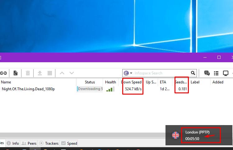 Ταχύτερο VPN με συνδρομή 182
