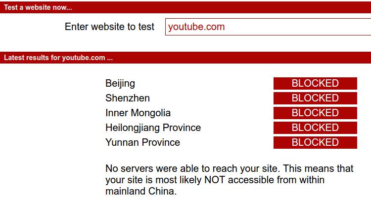 ασφαλής ανώνυμη πλοήγηση VPN Κίνα