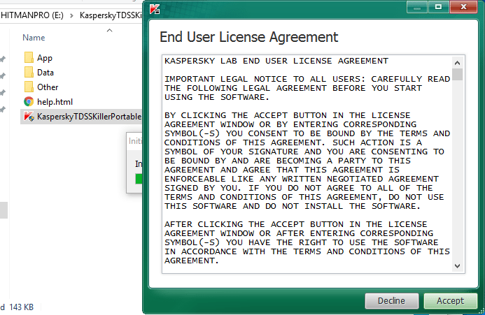Πλήρης Καθαρισμός Ιών και Malware από τον Υπολογιστή, μέσω USB 14