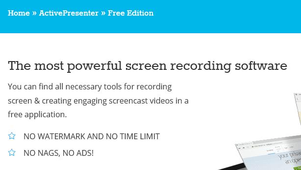Καταγραφή Οθόνης - Οι Καλύτεροι Screen Recorders
